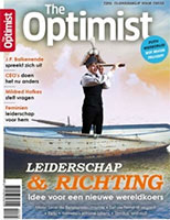 Cover van The Optimist