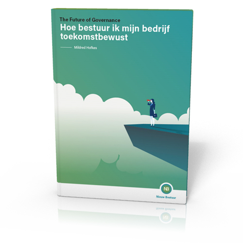 Cover van het boek: The Future of Governance